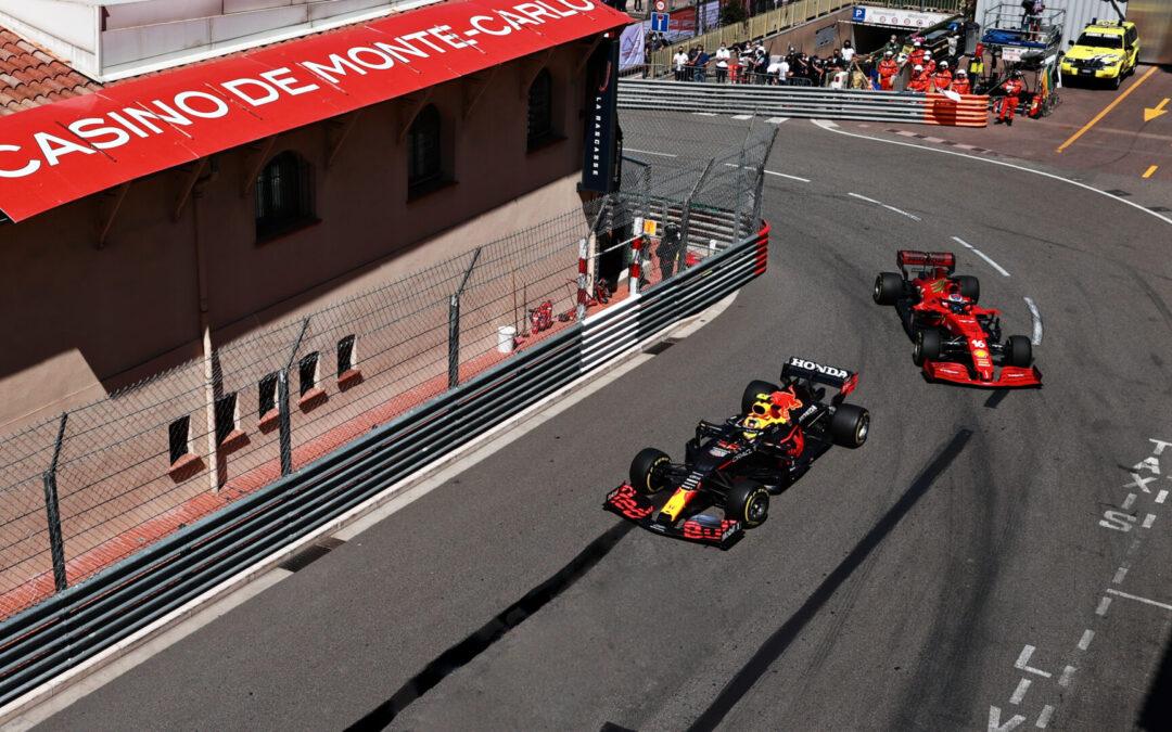 Formula 1-Γκραν Πρι Μονακό-FP3: Μάχη Verstappen – Ferrari. Και δύο συγκρούσεις