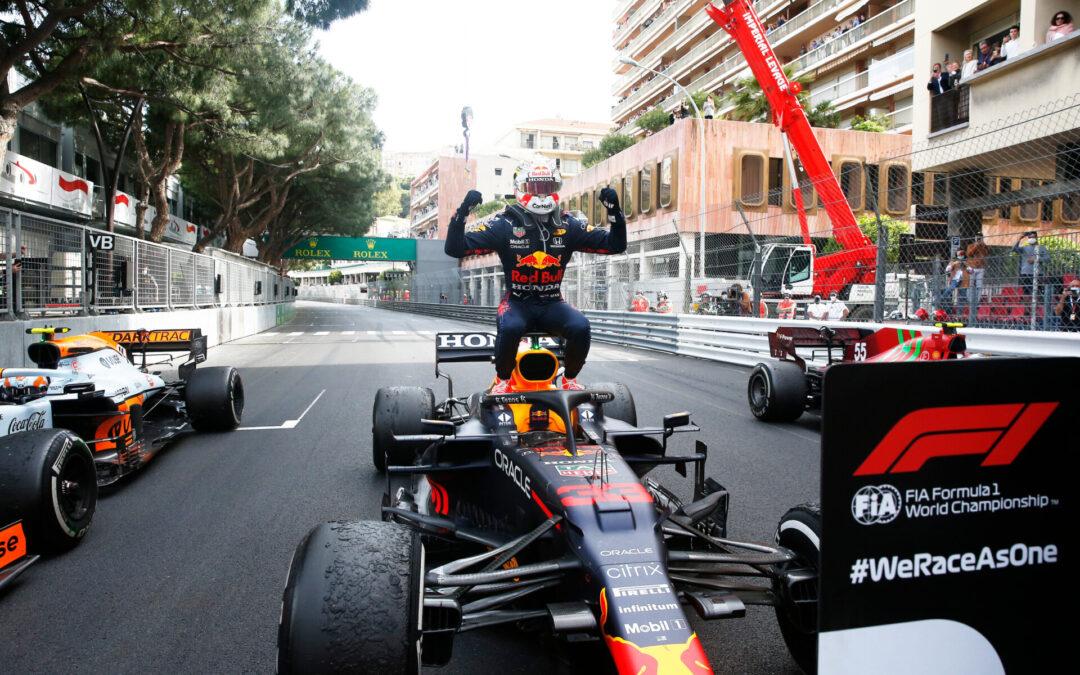 Formula 1-Γκραν Πρι Μονακό: Απόλυτος κυρίαρχος ο Verstappen