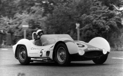 Το «κλουβί», οι σπουδαίες νίκες και οι 250 ίπποι της ιστορικής Maserati Tipo 61!
