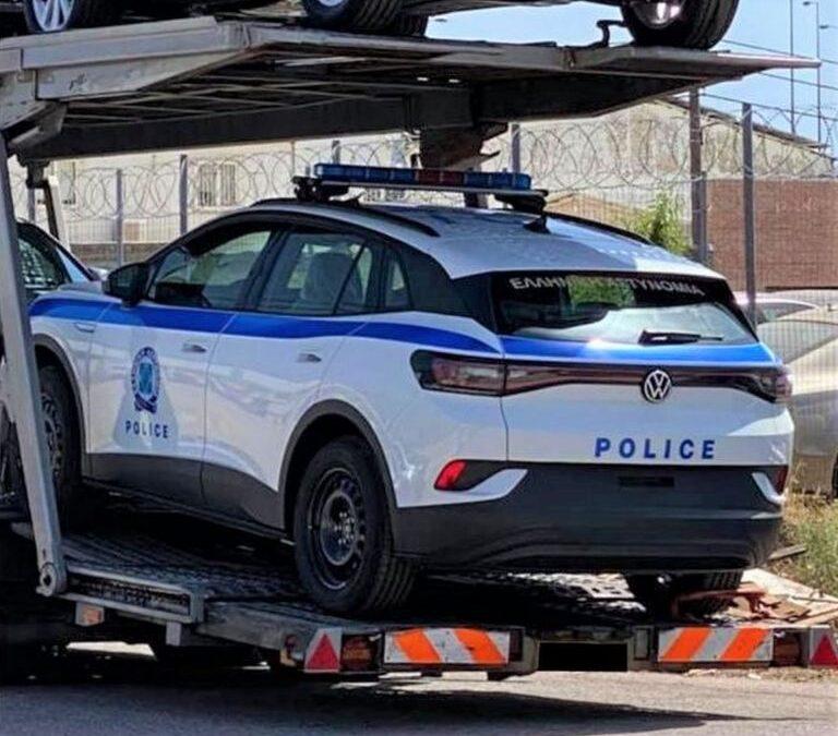 Το πρώτο ηλεκτρικό περιπολικό της Ελληνικής Αστυνομίας είναι γεγονός!