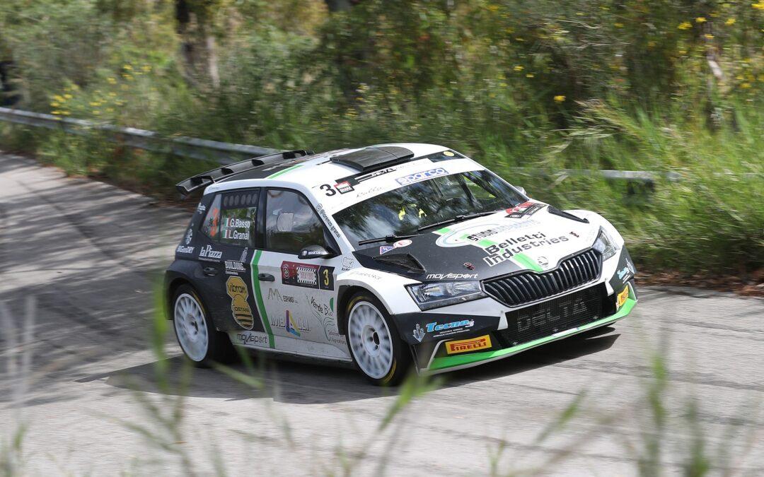 Rally Targa Florio, νίκη των Basso-Granai
