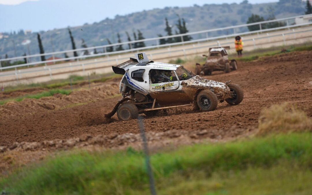 Ραντεβού στην Πάτρα για τον 1ο αγώνα Cross Car
