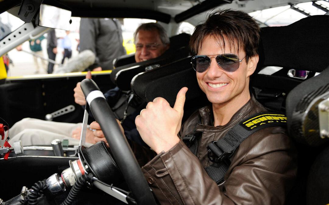 Ο Tom Cruise αγοράζει τα αυτοκίνητα των ταινιών του! Ιδού η συλλογή του! (Photos)