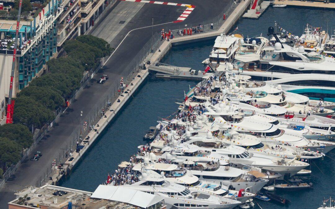 Formula 1, Γκραν Πρι Μονακό, το μόνο με τα δοκιμαστικά να διεξάγονται την Πέμπτη