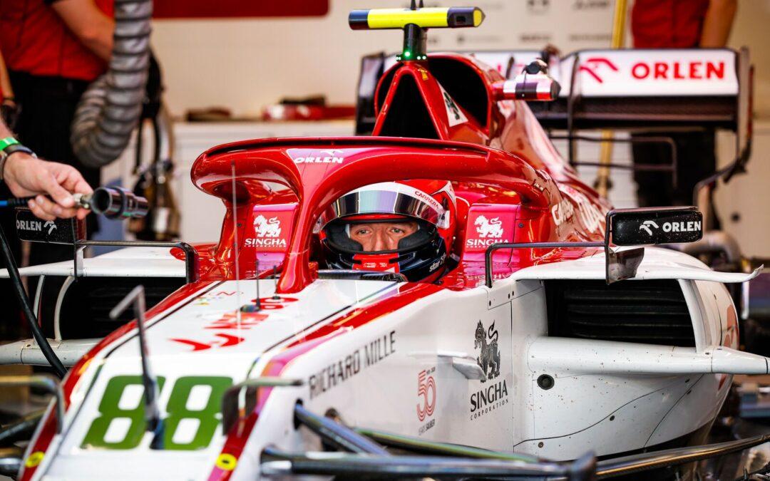 Ο Κubica επιστρέφει στη Formula 1 στο ισπανικό Γκραν Πρι