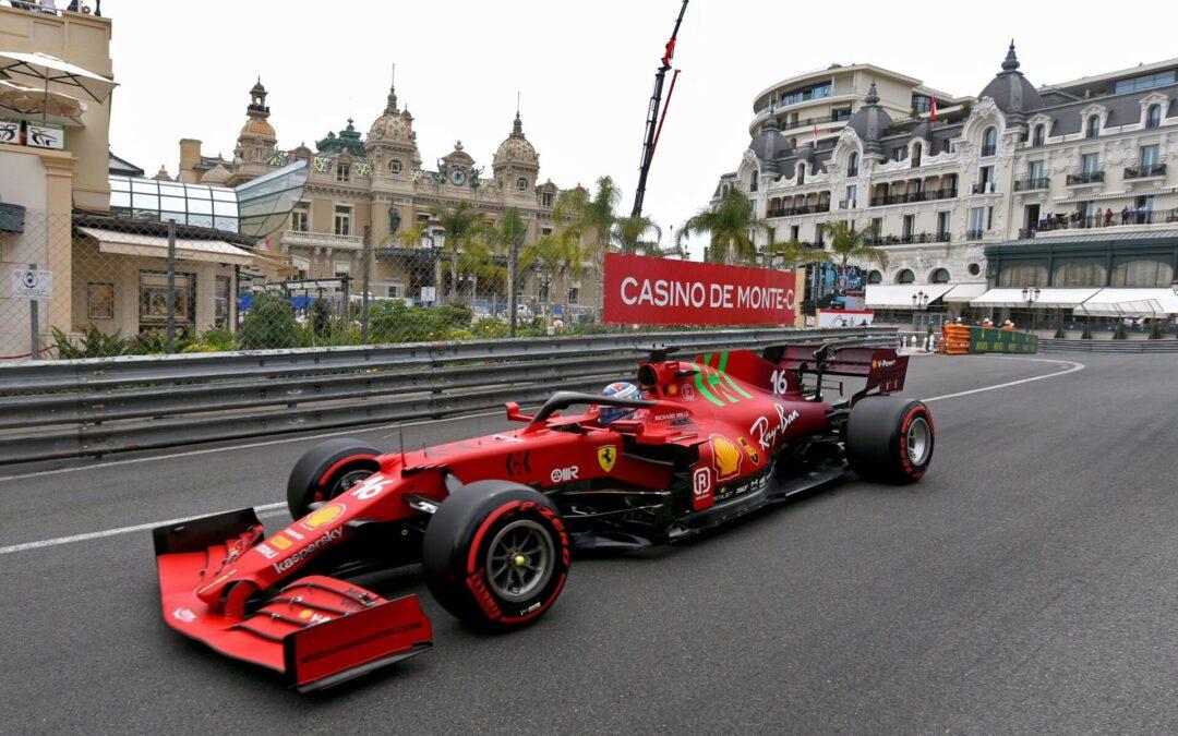 Formula 1-Γκραν Πρι Μονακό-Κατατακτήριες: Pole με ερωτηματικά για Ferrari-Leclerc
