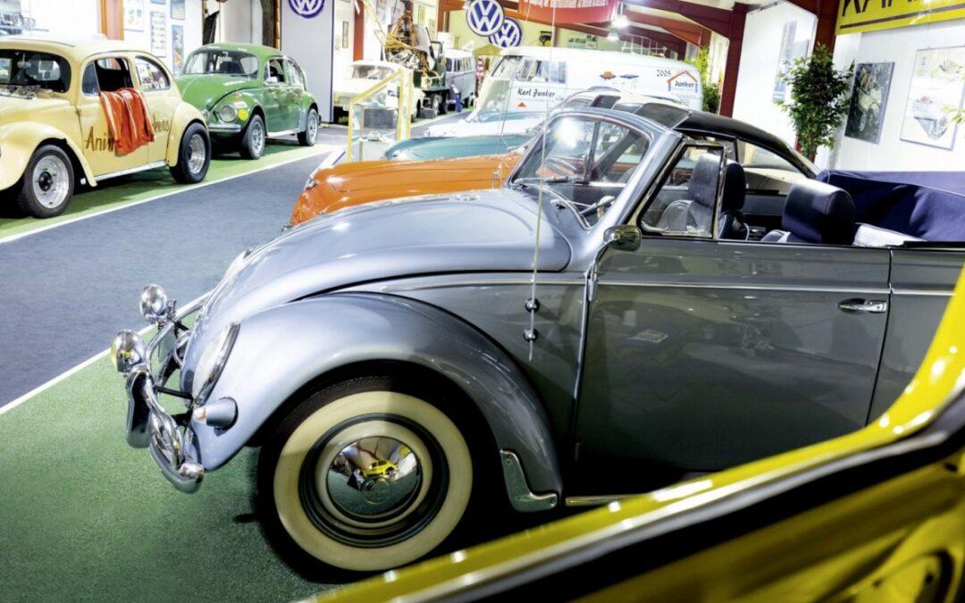 Ιστορικά οχήματα: Αυτά είναι τα νέα τέλη κυκλοφορίας και οι 5 ρυθμίσεις του Νομοσχεδίου