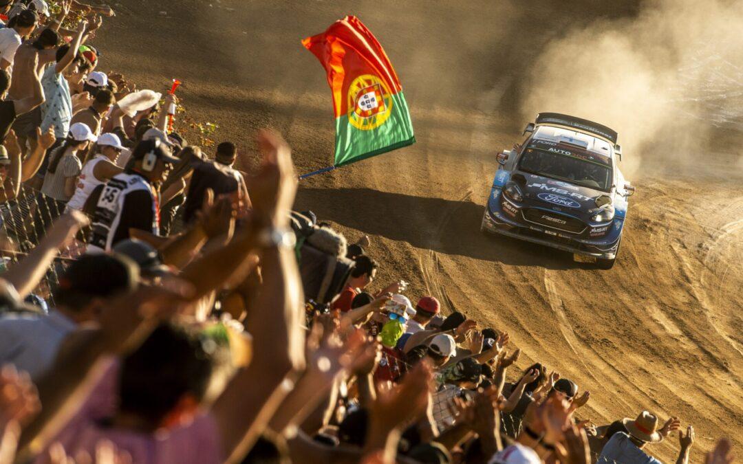 WRC, έρχεται με φόρα το ράλι Πορτογαλίας