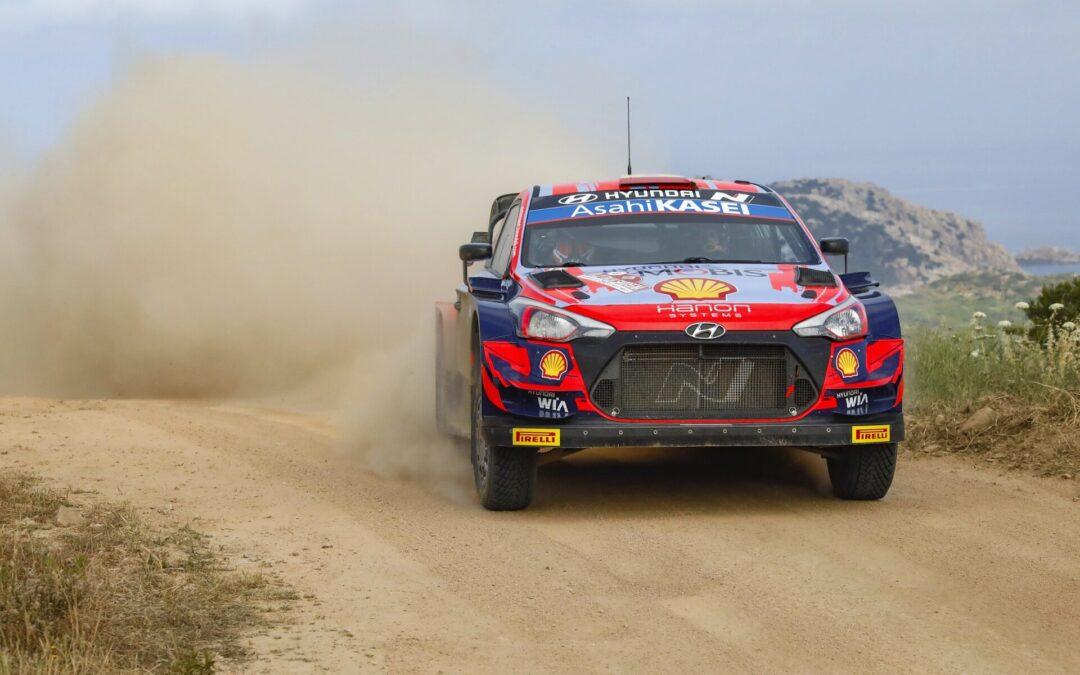WRC, για πρώτη φορά η Hyundai στην Αφρική