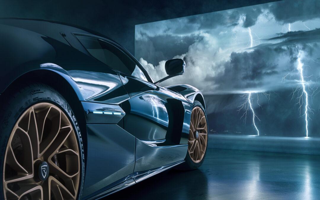 Rimac Nevera: Δεν μπορείς να πιστέψεις ότι υπάρχει τόσο γρήγορο αυτοκίνητο (video)
