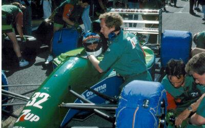Πωλείται το πρώτο μονοθέσιο του Schumacher στη Formula 1