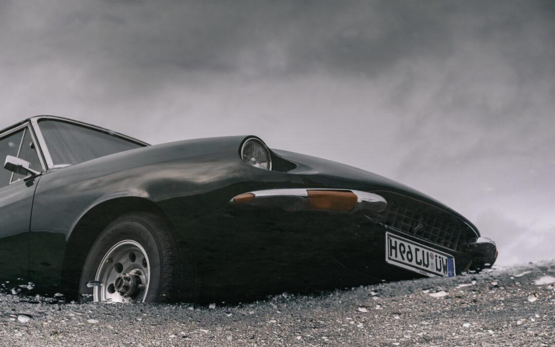 Η Jerrari, το SUV της Ferrari από το 1969