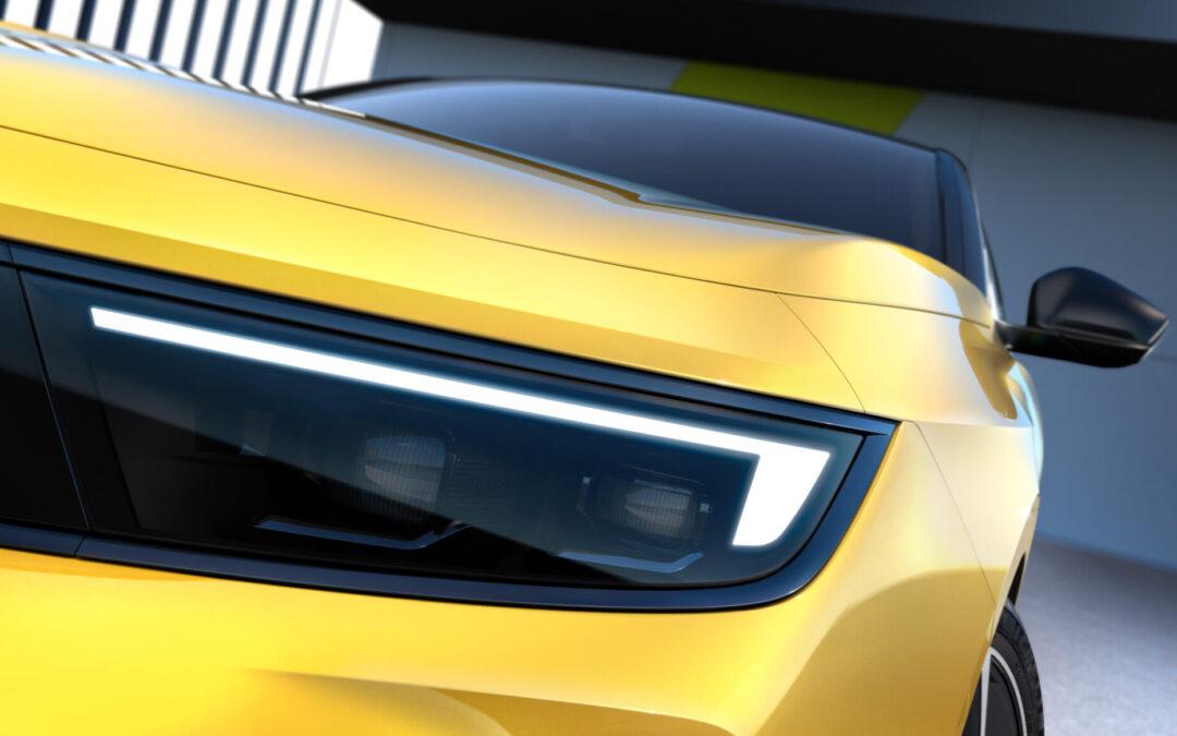 Ολοκαίνουριο Opel Astra. Αυτές είναι οι πρώτες φωτογραφίες του
