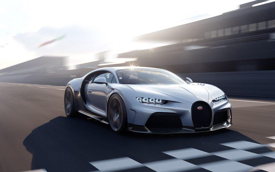 Η νέα εξωφρενική Bugatti Chiron Super Sport κάνει το 0-300 σε 12.1 δευτ. (+Video)