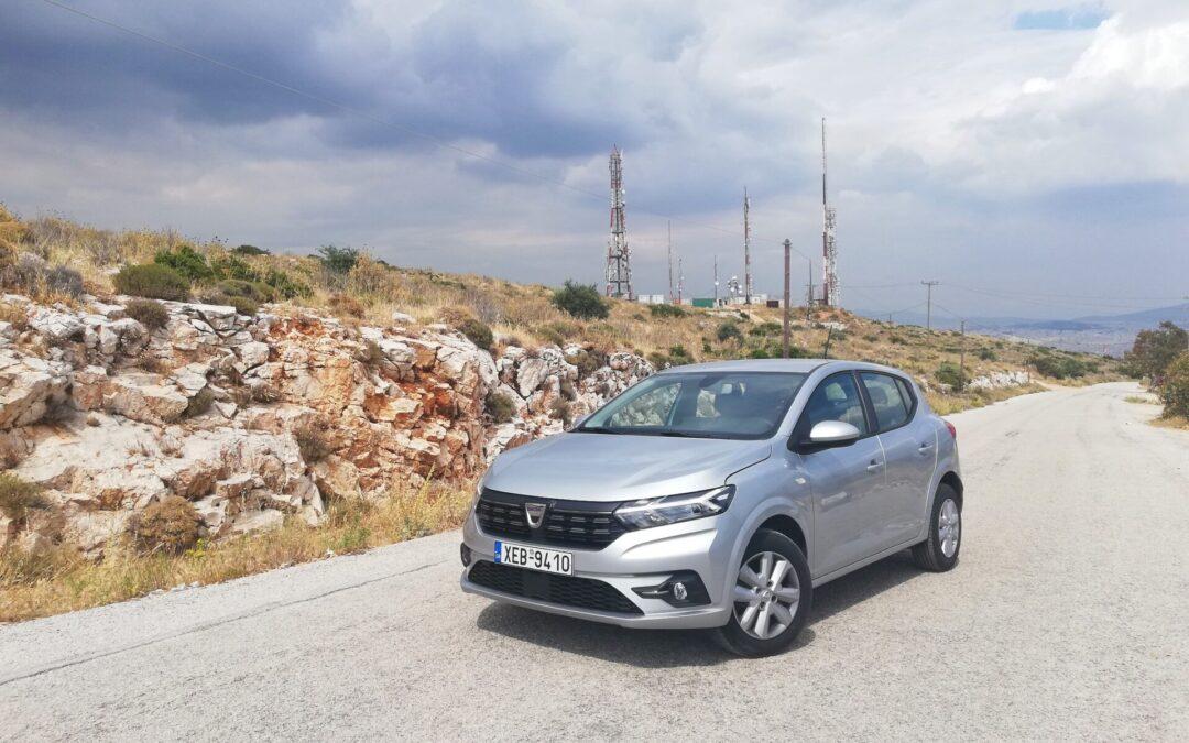 Dacia Sandero Streetway 1.0 ΤCe LPG: Μισεί τις σπατάλες χρημάτων και δεν εξαρτάται από τη βενζίνη