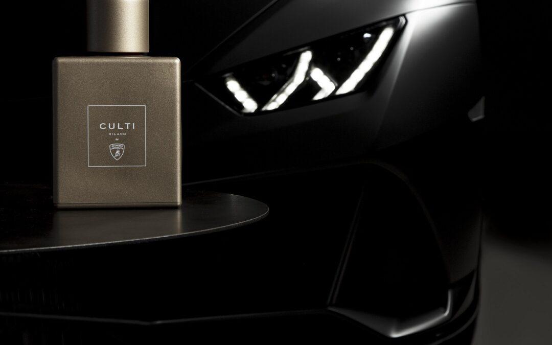 Πώς μυρίζει μια Lamborghini; Η απάντηση βρίσκεται μέσα σε αυτό το μπουκάλι!