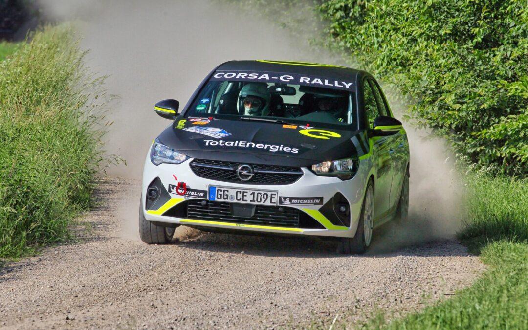Το Opel Corsa –e Rally σηματοδοτεί τη νέα εποχή στους αγώνες (video)