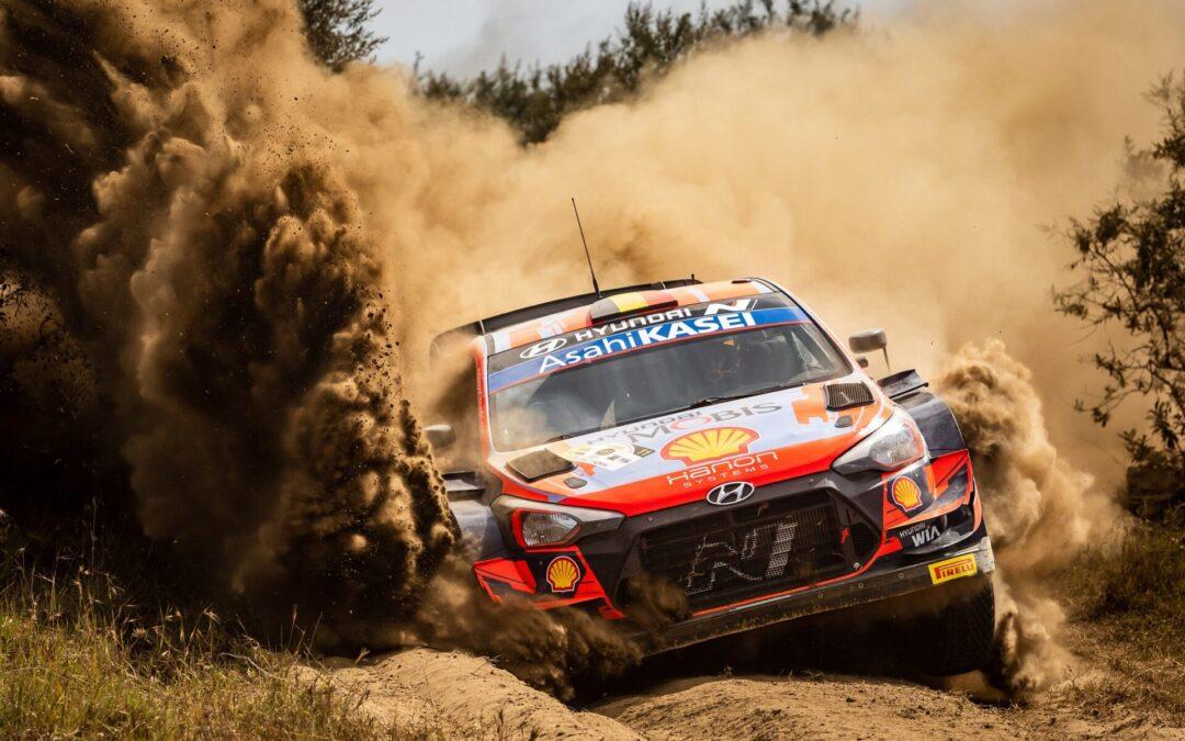 WRC, Neuville στο πρώτο σκέλος του ράλι Σαφάρι