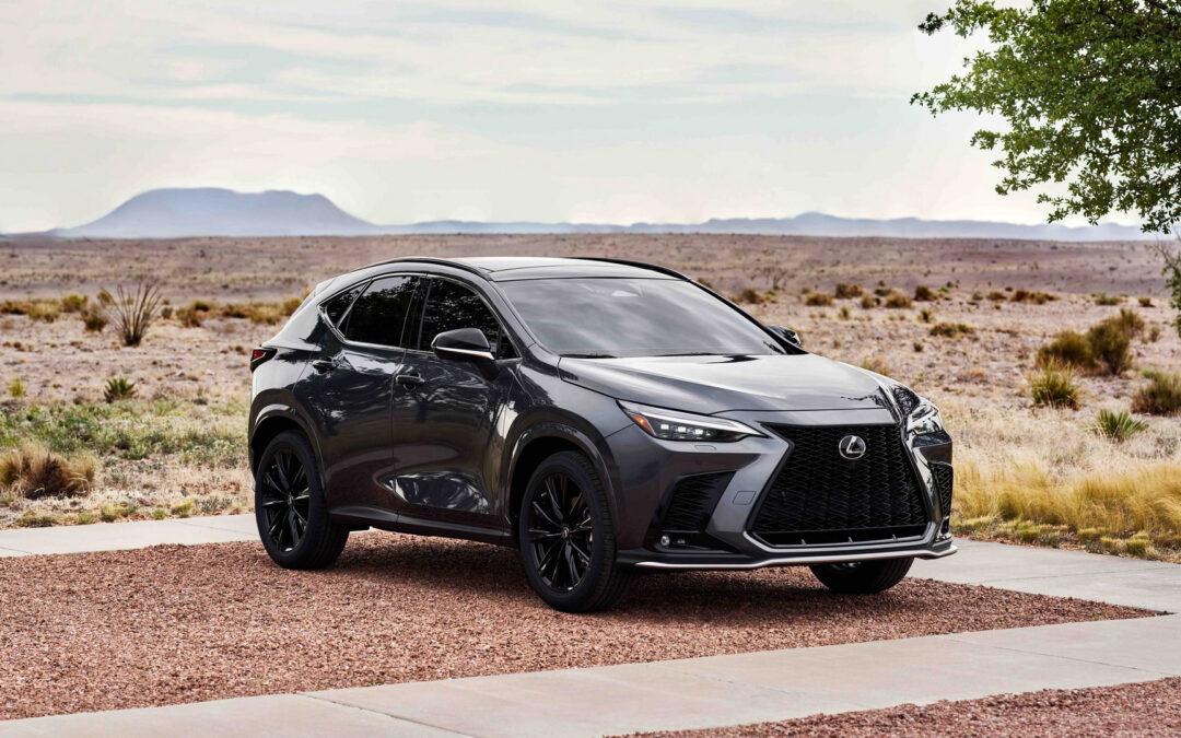 Αποκαλυπτήρια για το νέο Lexus NX. Το πρώτο plug-in Hybrid!