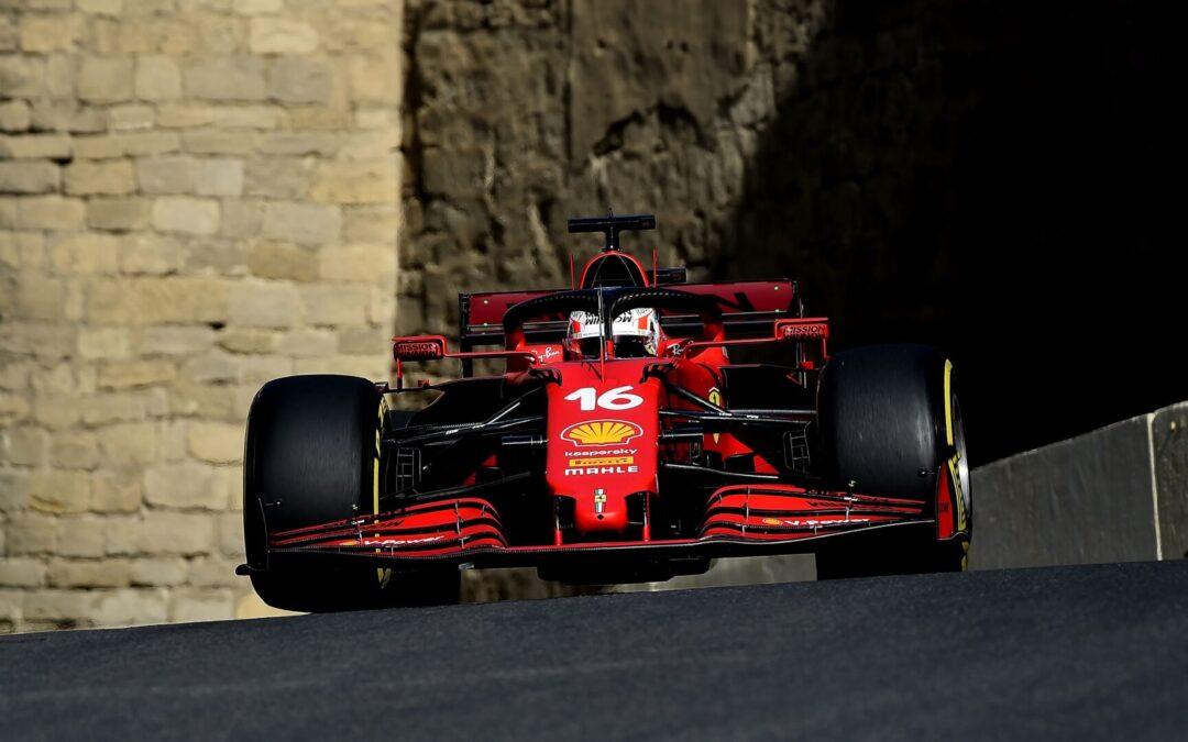 Formula 1-Γκραν Πρι Αζερμπαϊτζάν-Κατατακτήριες: Δεύτερη σερί pole για Leclerc, με 5 μονοθέσια να καταλήγουν στον τοίχο