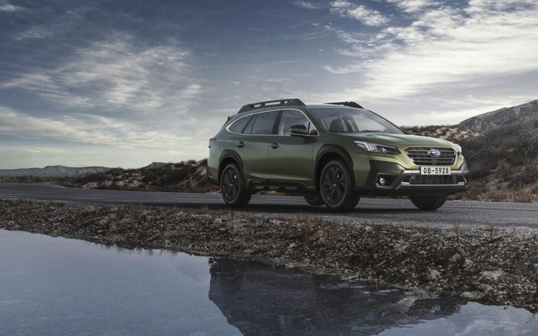 Το νέο Subaru Outback έρχεται πιο ευρύχωρο, με  αυξημένες εκτός δρόμου ικανότητες