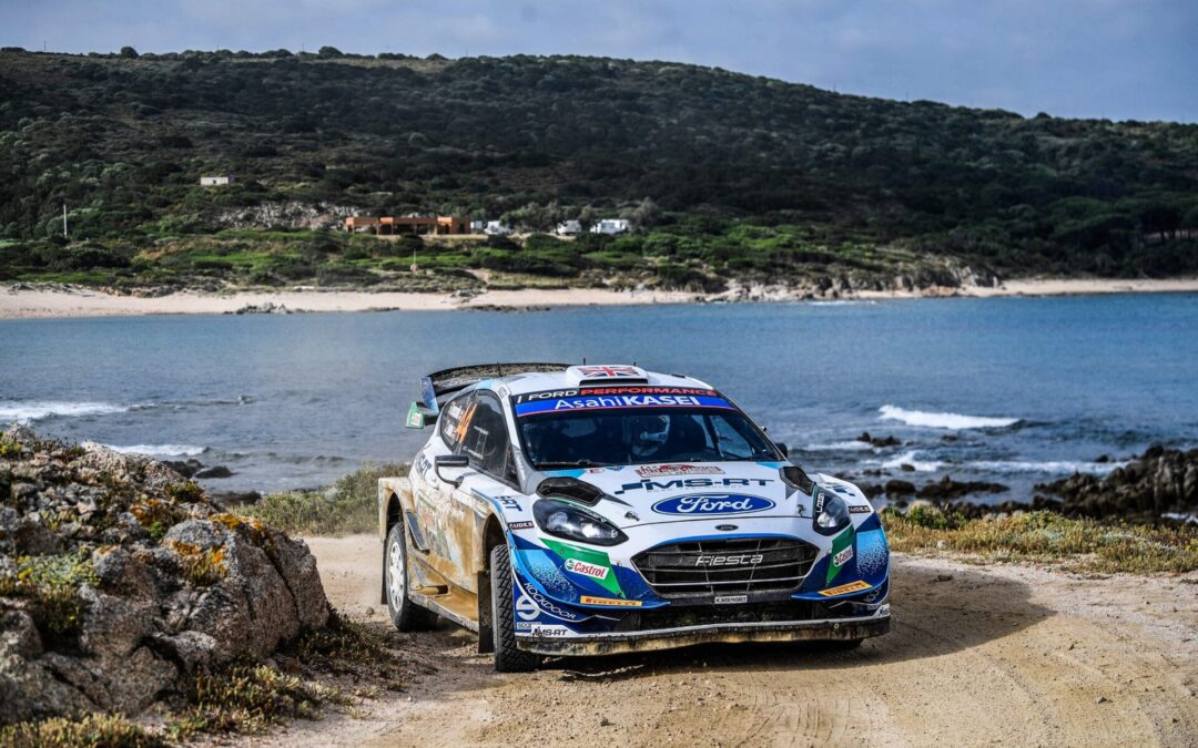 WRC, στο ράλι Σαρδηνίας ποιος κρίκος έσπασε για τη Ford M-Sport