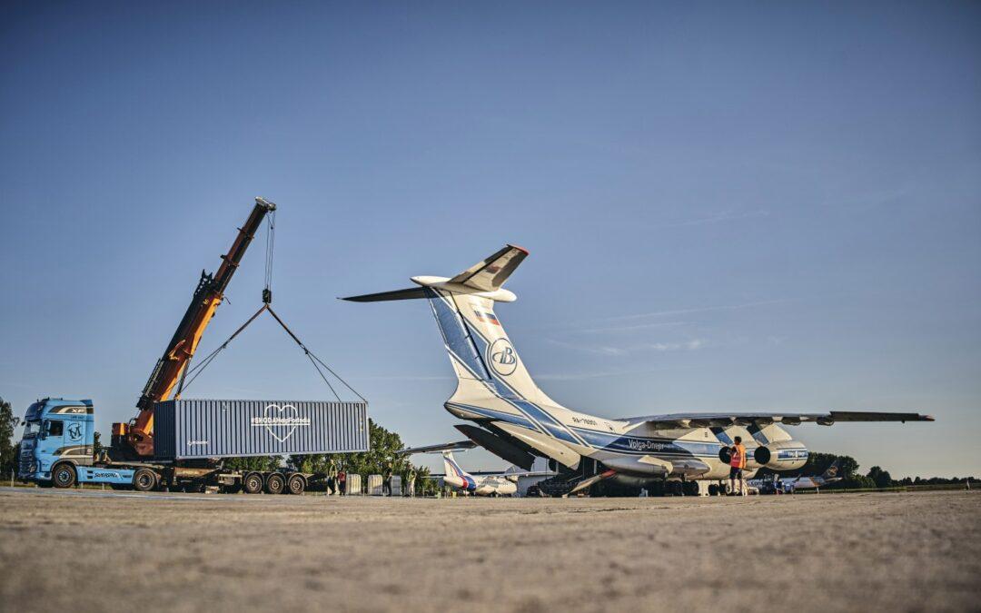Ο τιτάνας των εμπορευματικών αεροσκαφών έδωσε φτερά στη Skoda