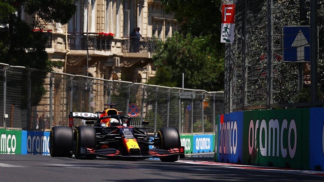 Formula 1-Γκραν Πρι Αζερμπαϊτζάν, FP1: Verstappen και Ferrari στην κορυφή