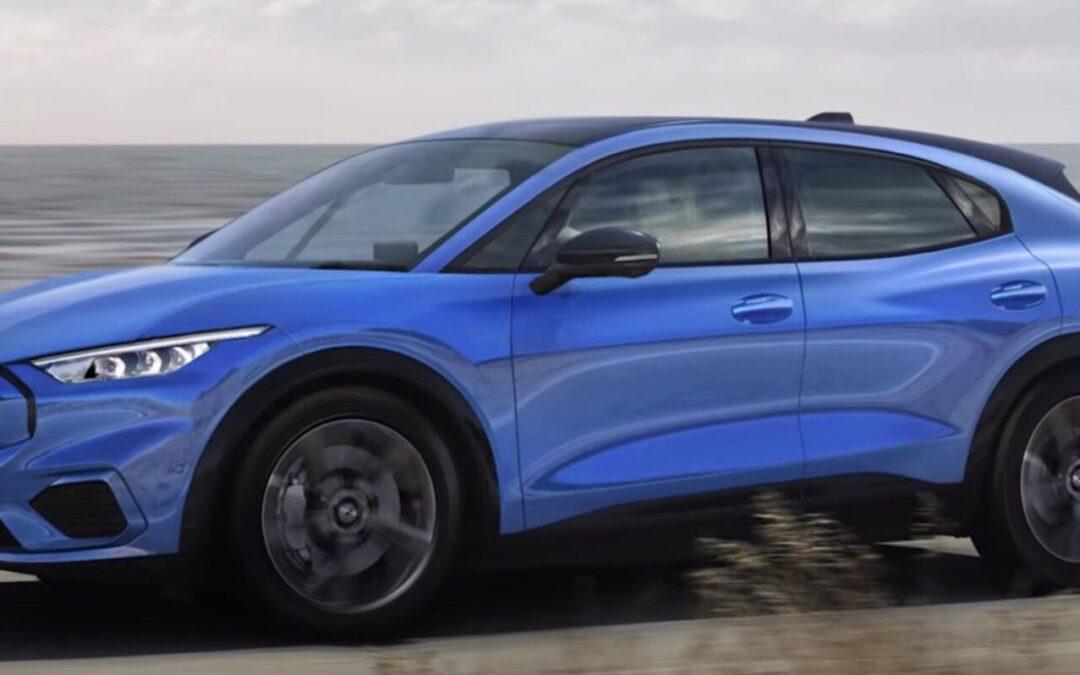 Ηλεκτρικό SUV θα είναι το πρώτο παιδί των Ford και Volkswagen