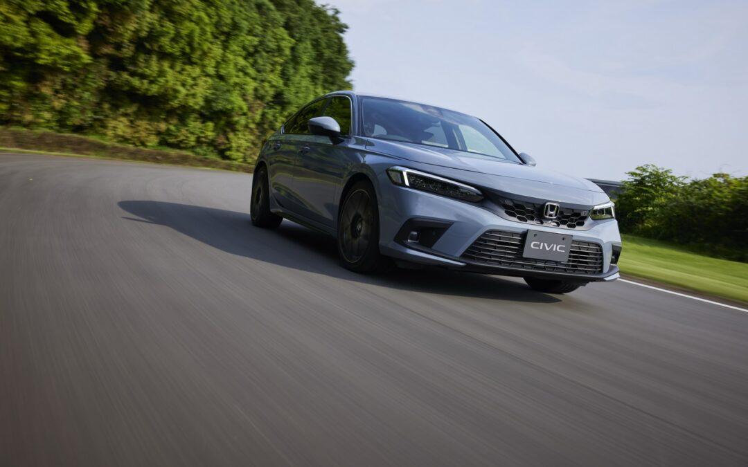 Σας αρέσει το πιο συντηρητικό σχεδιαστικά νέο Honda Civic Hatchback;