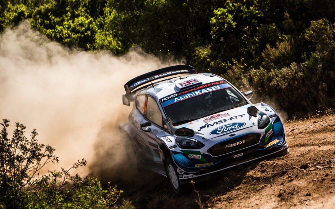 WRC, η Ford επιστρέφει στο ράλι Σαφάρι από εκεί που το άφησε