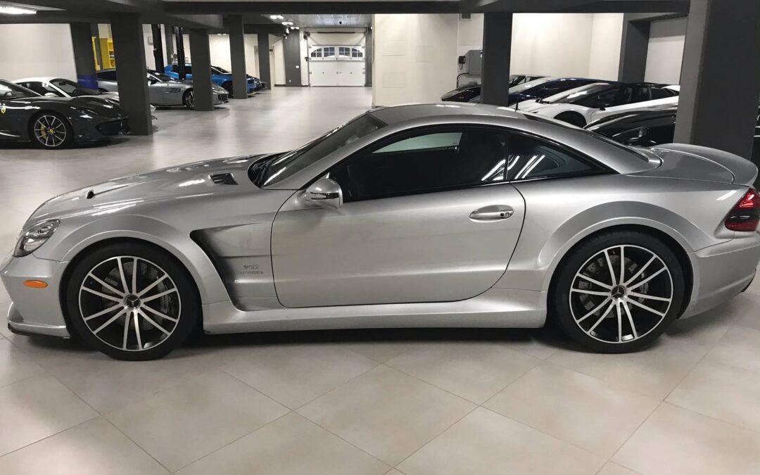 Σπανιότατη Mercedes μπορεί να γίνει δική σου αν έχεις στην άκρη περίπου 288.000 ευρώ