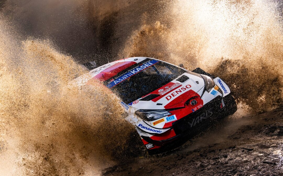 WRC, στο δρόμο για το ράλι Σαφάρι