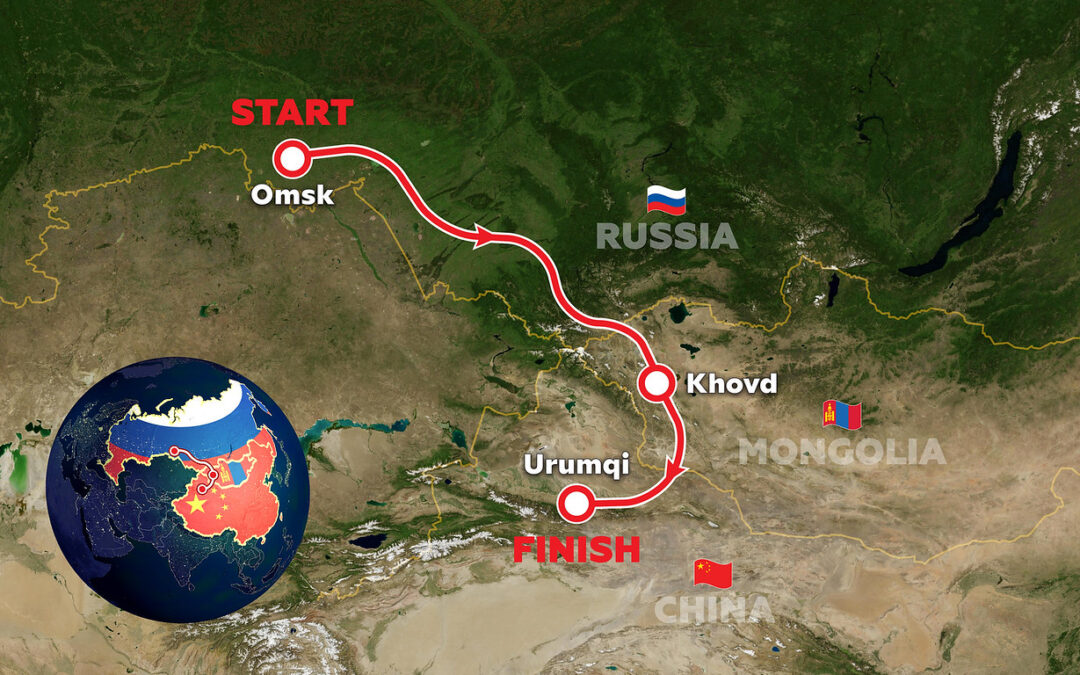 Silk Way Rally, όλα έτοιμα για την εκκίνηση από τη Σιβηρία
