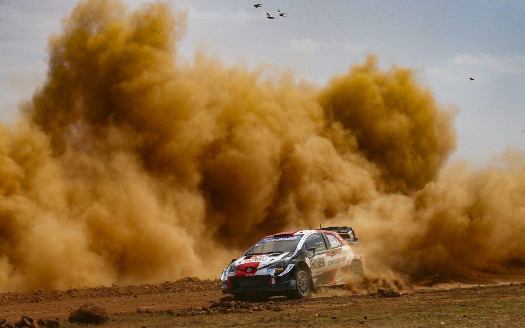 WRC, ράλι Σαφάρι, αρχή με Ogier στην Υπερειδική