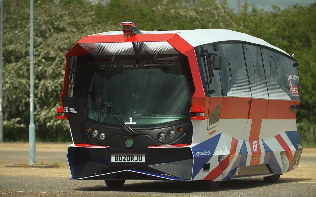Μετά τα Τρίκαλα ποια πόλη αποκτά αυτόνομο λεωφορείο; (video)