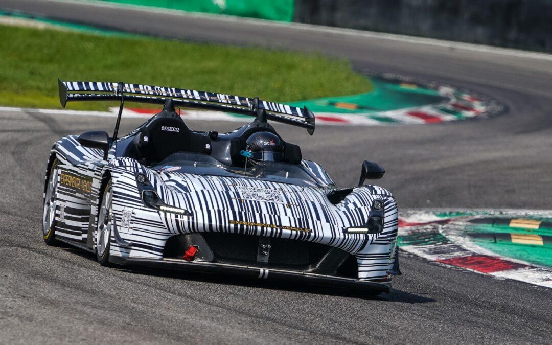 O οίκος Dallara αποκάλυψε τη Stradale EXP και η αδρεναλίνη ανέβηκε κατακόρυφα