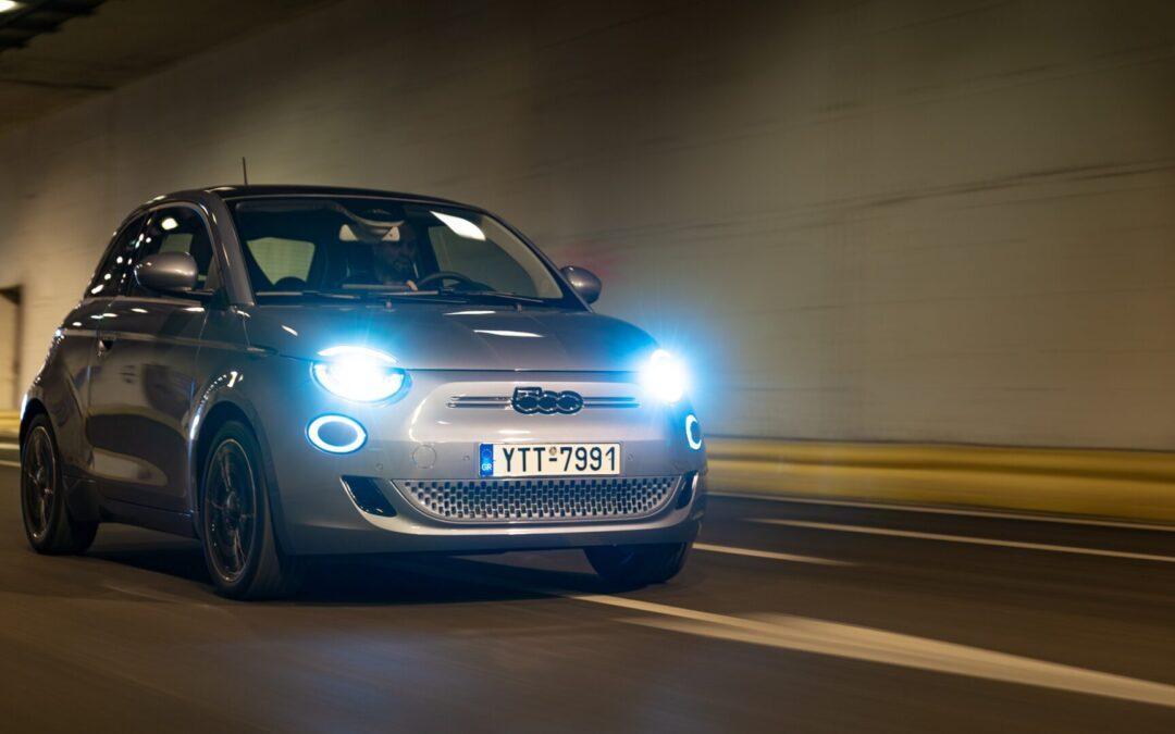 Αντίο στα καύσιμα λέει η Fiat και μάλιστα αρκετά σύντομα