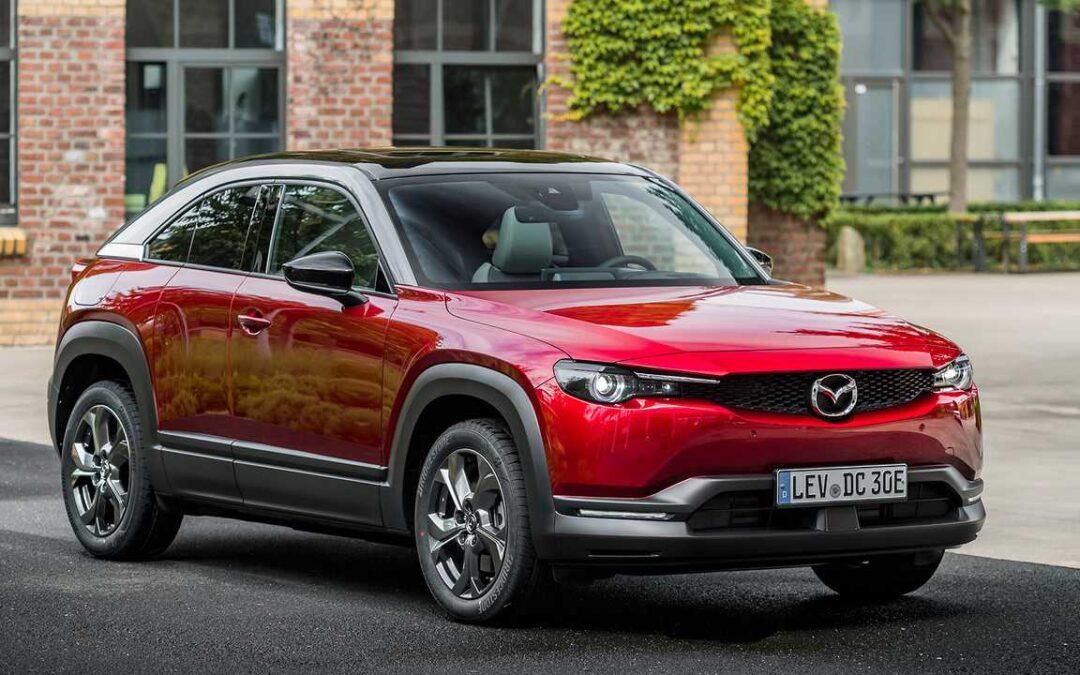 Πρόσω ολοταχώς για ηλεκτροκίνηση η Mazda! Πόσα μοντέλα θα βάλει στην πρίζα;