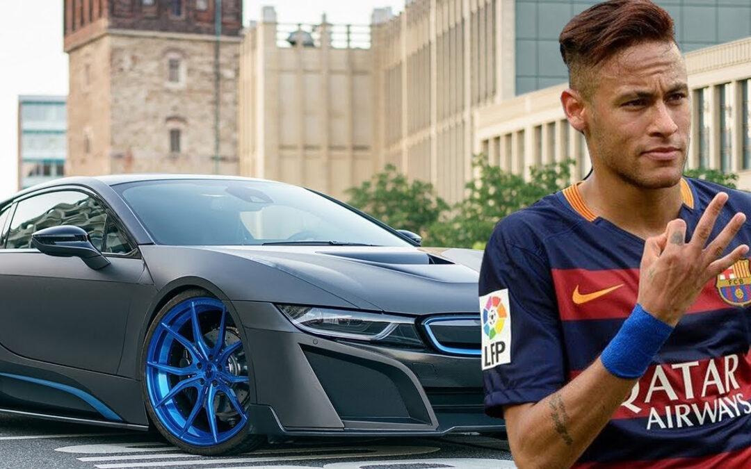 «Μπαίνουμε» στο πανάκριβο γκαράζ του Neymar και ζαλιζόμαστε από τα εκατομμύρια! (Photos)