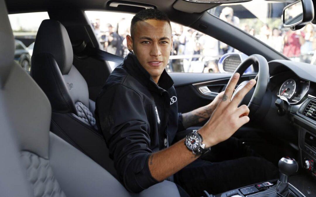 Ο Neymar δεν σταματά να αγοράζει αμαξάρες και το γκαράζ του έχει…ξεφύγει! (Photos)
