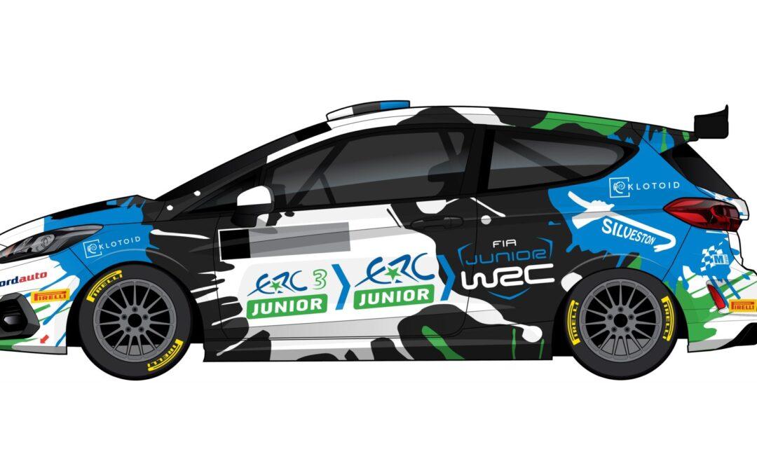Εντός έδρας η M-Sport αποκαλύπτει το Ford Fiesta Rally 3