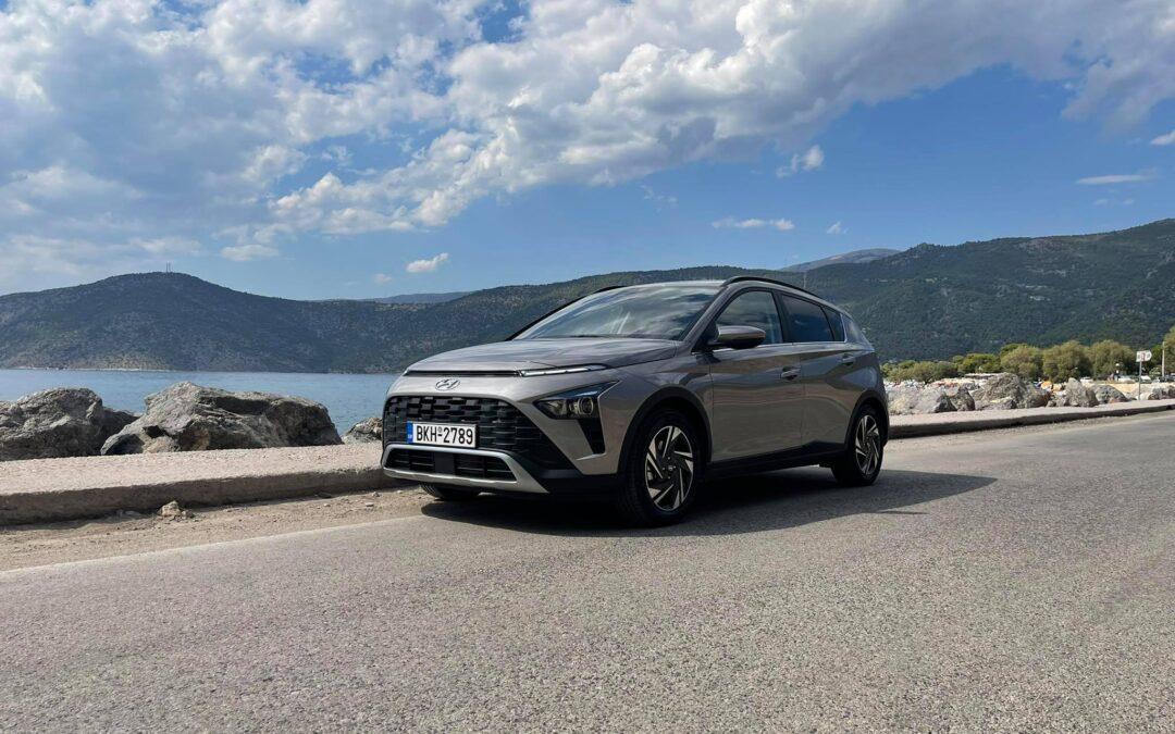 Οδηγούμε το νέο Hyundai Bayon: Το Crossover των 15.790 ευρώ που Συμφέρει πραγματικά!