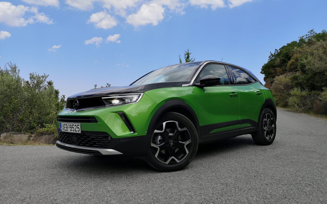 Opel Mokka-e: Ηλεκτρικό crossover all around