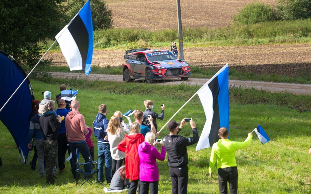 WRC, ράλι Εσθονίας: Βρήκε άραγε λύσεις η Hyundai με τις αναρτήσεις;