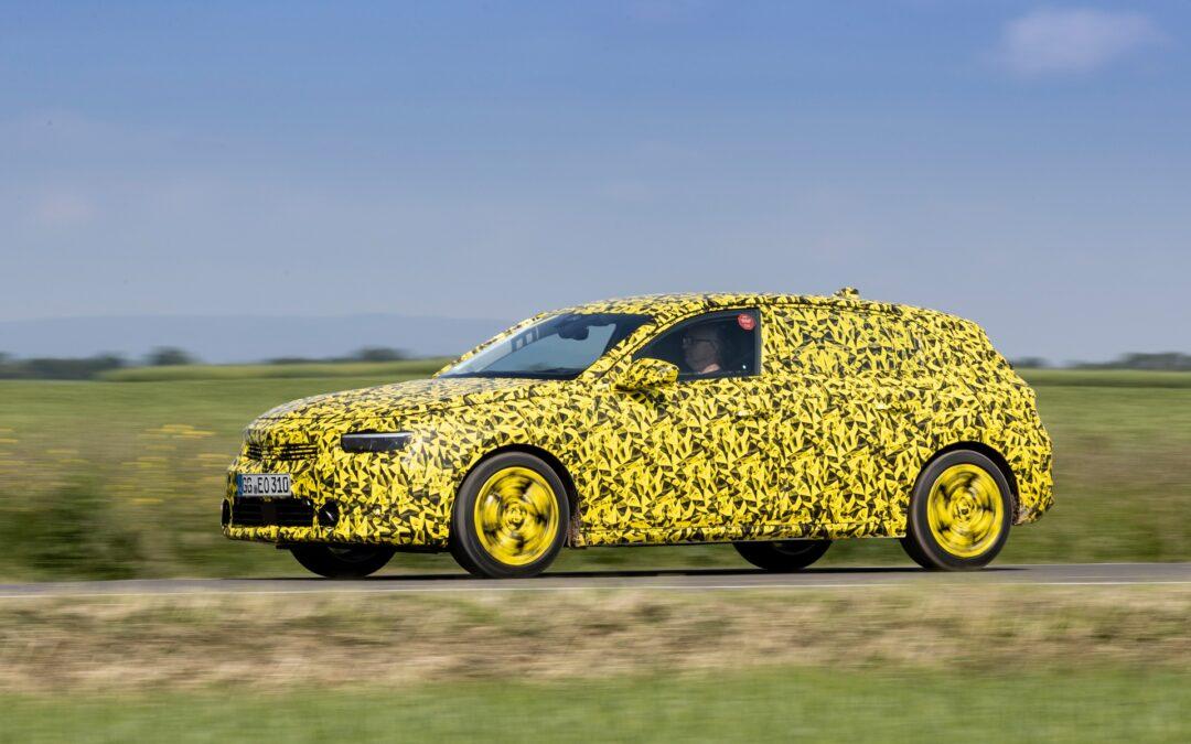 Γυναίκες πίσω από την εξέλιξη του νέου Opel Astra