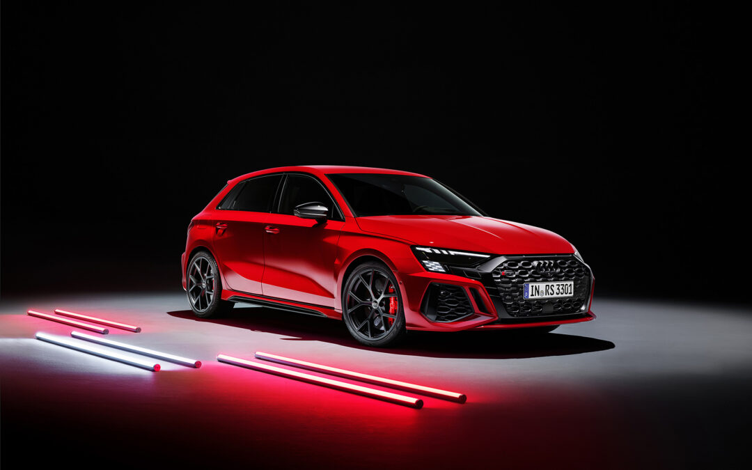 Mε 400 άλογα, 60.000 ευρώ το νέο Audi RS3! Πώς το βλέπετε;