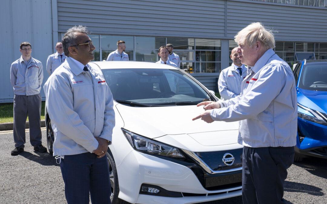 «Έφοδος» στο εργοστάσιο της Nissan στο Σάδερλαντ, από ποιόν;