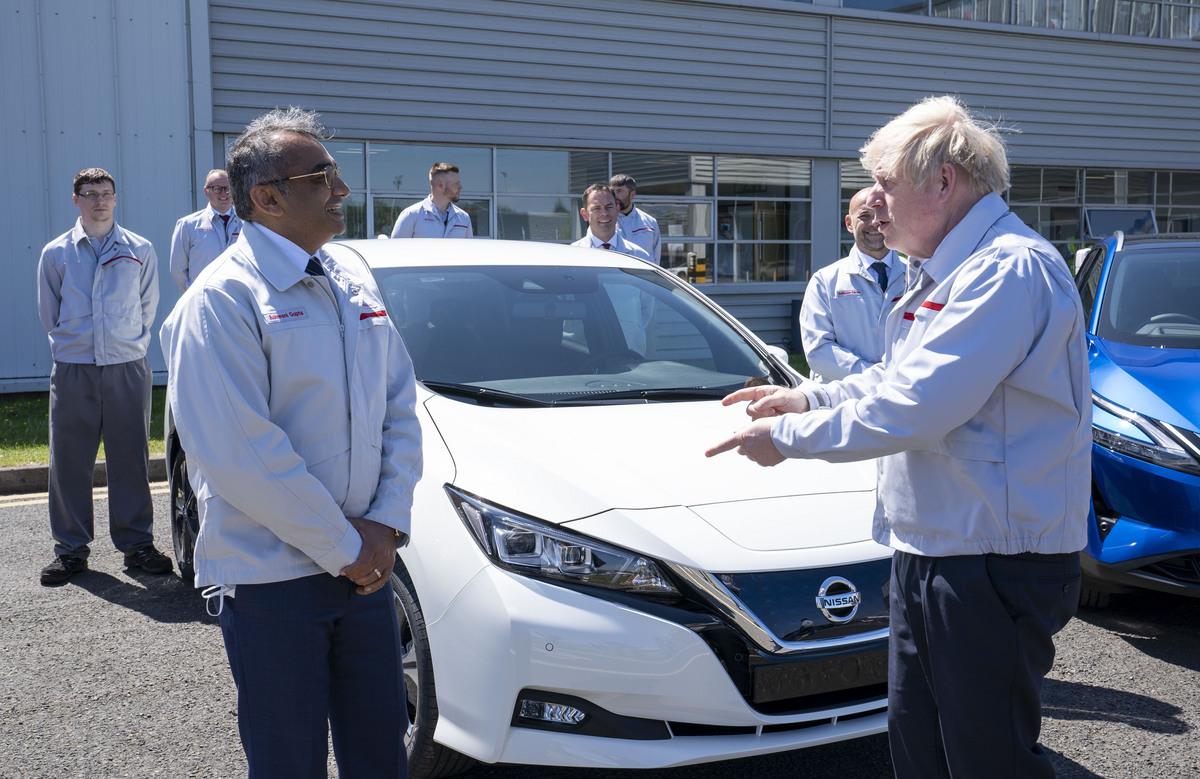 «Έφοδος» στον εργοστάσιο της Nissan στο Σάδερλαντ, από ποιόν;