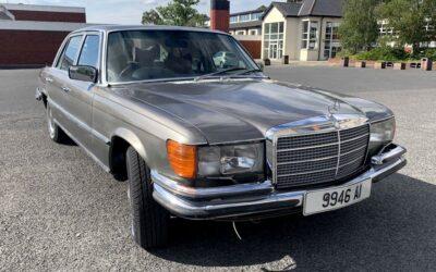Πωλείται η Mercedes που οδηγούσε ο Bono των U2! Πόσο κοστίζει;